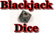 Blackjack Dice