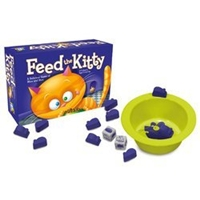 Feed the Kitty Dice Game