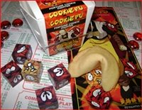 Cookie Fu Dice Game