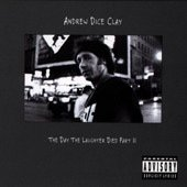 Andrew Dice Clay Album Cover - The Day the Laughter Died, Part 2