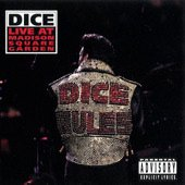 Andrew Dice Clay Album Cover - Live at Madison Square Garden