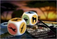 Wildlife Rescue Custom Dice